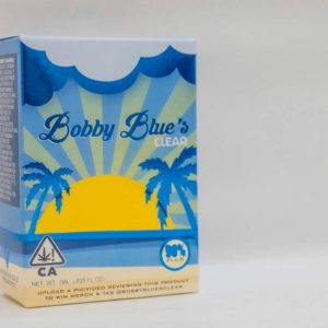 BUY BOBBY BLUE'S CLEAR MOONROCK CARTRIDGES ONLINE