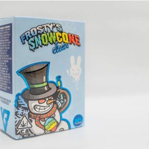BUY FROSTY'S SNOWCONE CLEAR MOONROCK CARTRIDGES ONLINE