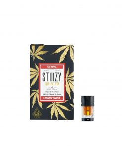 BUY LEMON TWIST STIIIZY POD ONLINE